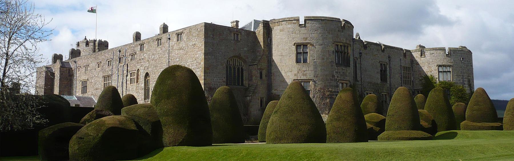 Chirck Castle - Interpretation