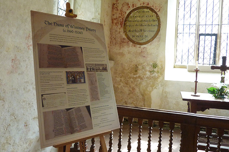 St Marys Historic Church – Hartley Wintney