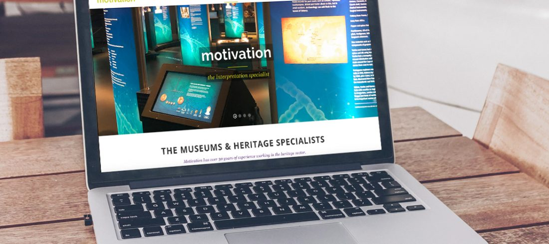 motivation new website