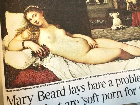 Dame Mary Beard