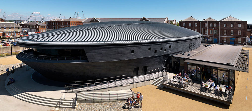 The MAry Rose Museum podcast