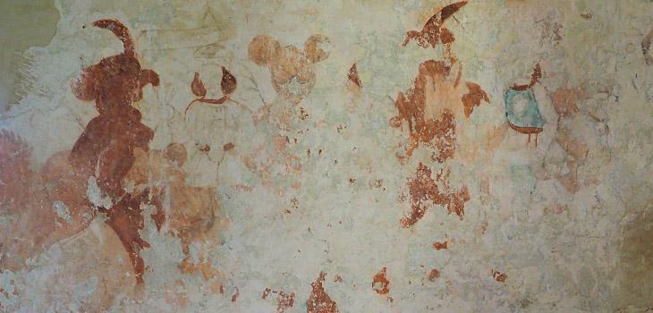13th Century Painting