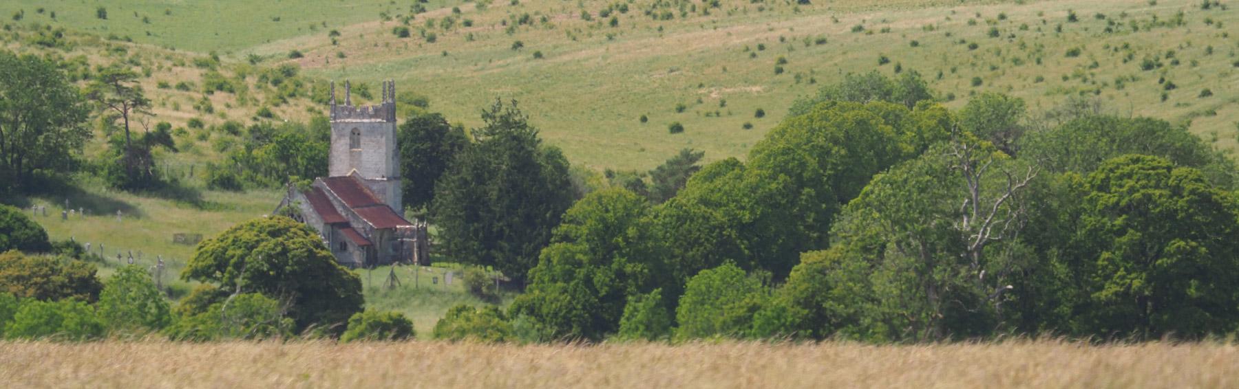 Imber Village Wiltshire